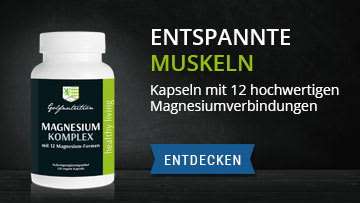 Golfnutrition® Magnesium-Komplex
