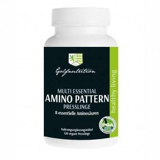 Golfnutrition® Multi essential Amino Pattern - 120 vegane Presslinge